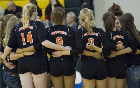 Fall Sports Wrap-Up: Volleyball