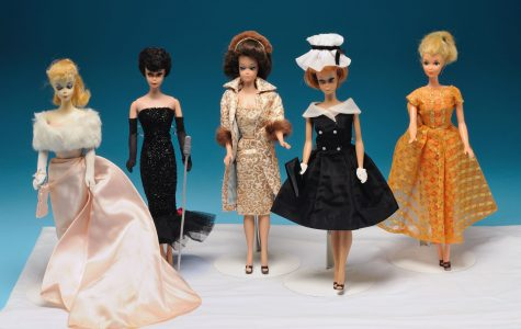 Dec. 30: Celebrating 50 Fabulous Years with Barbie, America's Favorite Doll.