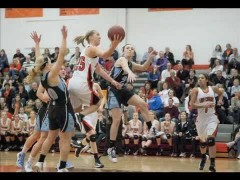 Video: Lady Cougar Basketball 12/6