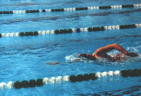 Swimming at BV West [Photo of the Day]