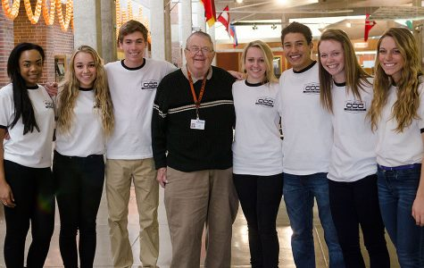CCC Executive Board Hosts First Semester Cappuccino Day