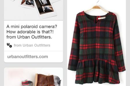 Pinterest: Fashion at a Glance