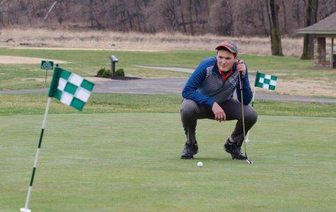 Boys Golf Starts Tryouts