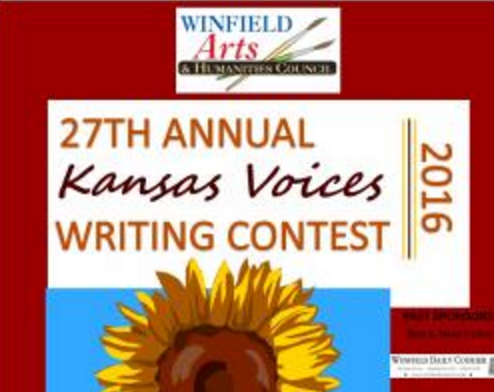 Writing contest cash prize