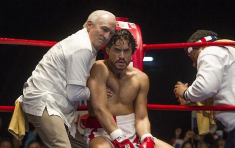 Hands of Stone Review