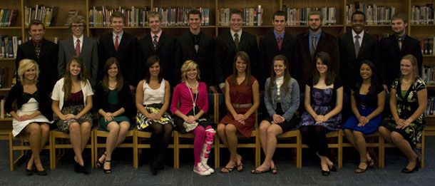 2009 Homecoming Candidates