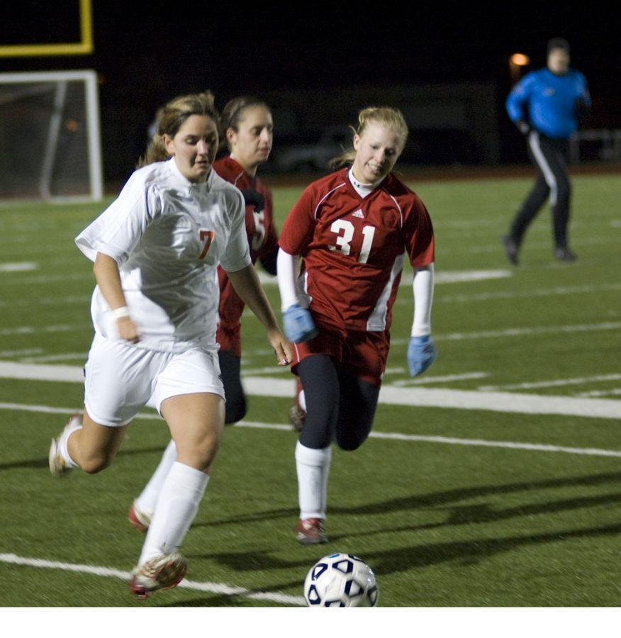 Taylor Isenhower, a former NW soccer player has continued her success in college playing for the University of Memphis.