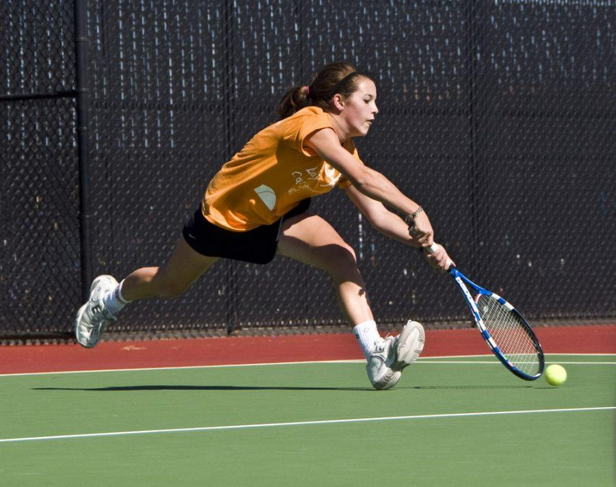 Fall Sports Wrap-Up: Girl's tennis