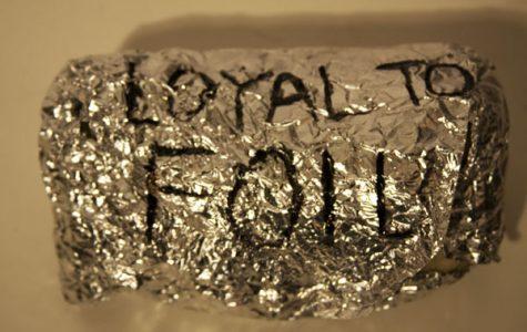 Loyal to foil