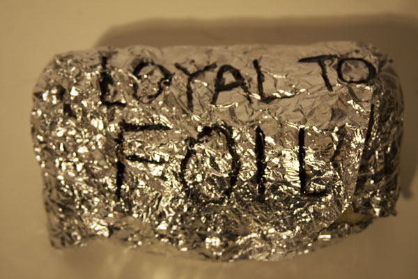 Loyal to foil