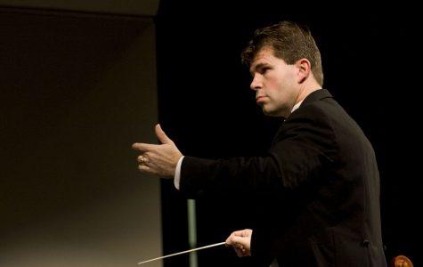 Orchestra conductor Bishop