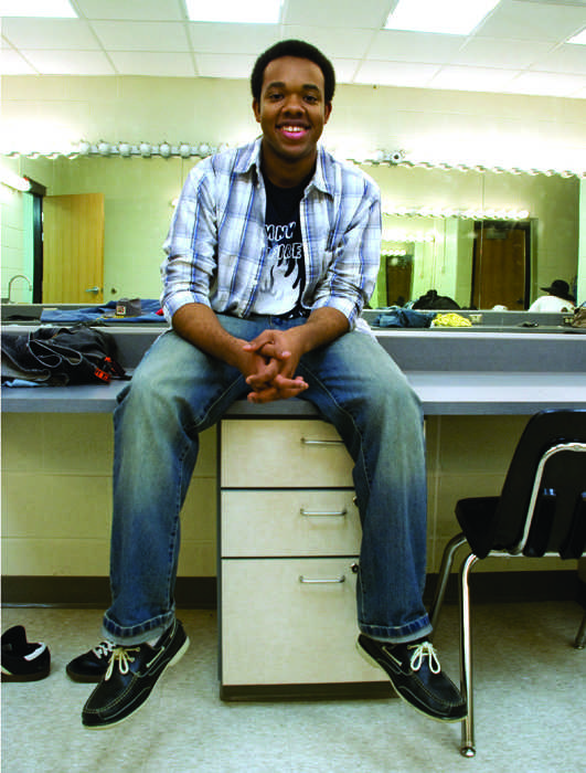 Influential seniors: Terence Trice