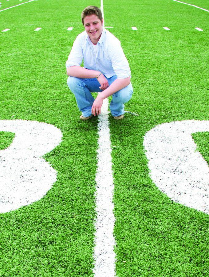 Influential seniors: Grant Berning