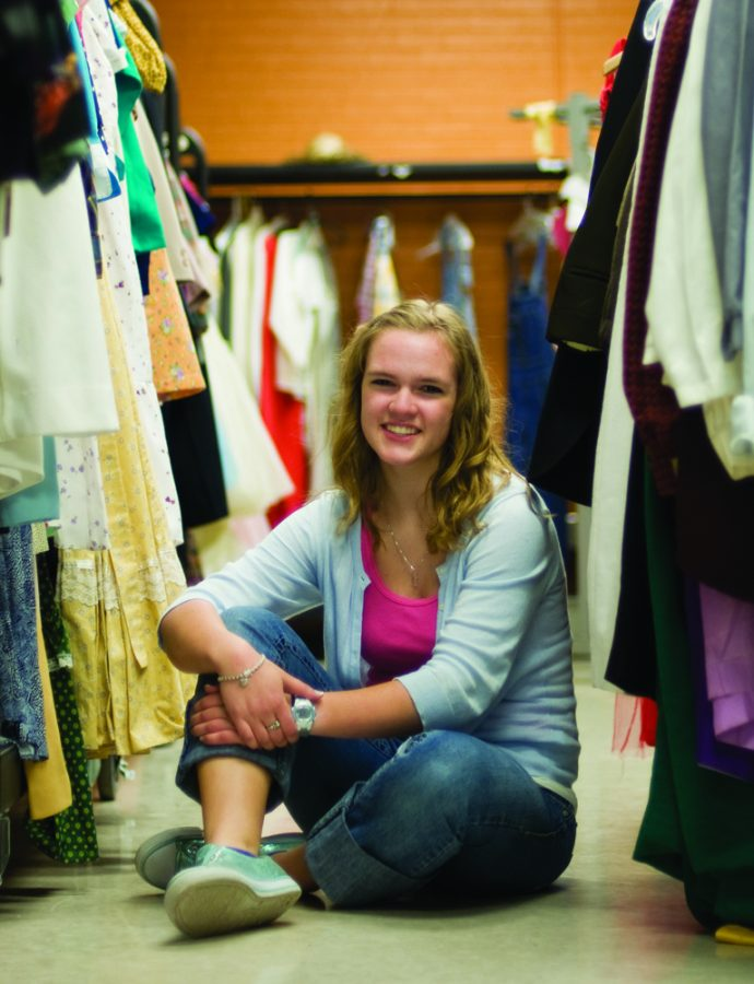 Influential seniors: Emily Ferbezar