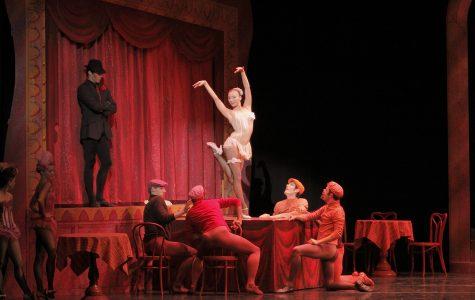 Dec. 22:  The Kansas City Ballet presents The Nutcracker