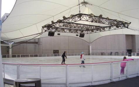 Dec. 27:  Ice skating at Crown Center.