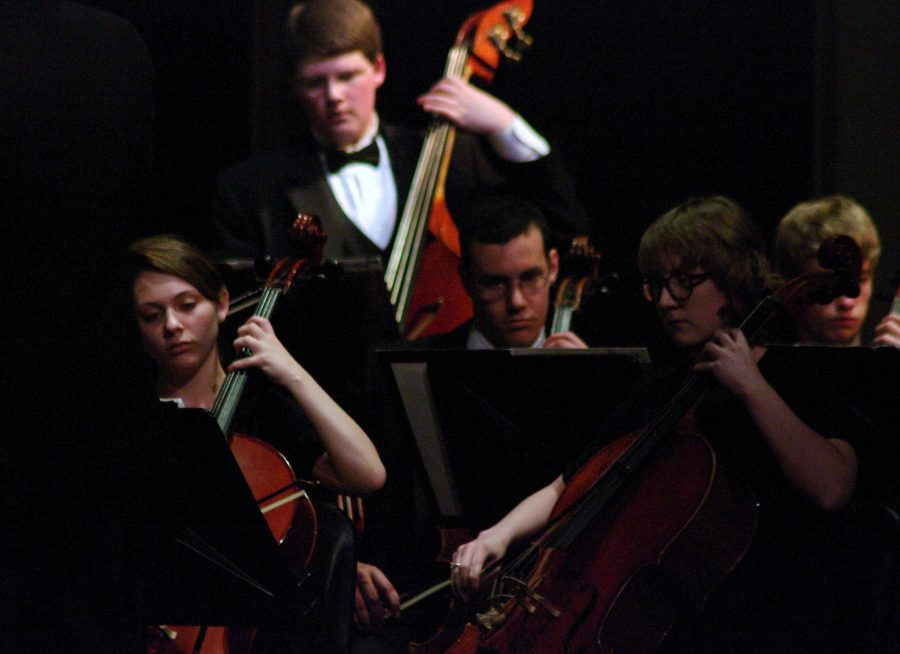 District orchestra festival [Photo of the Day]