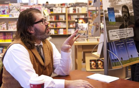 Orchestra director Jeffrey Bishop releases second novel