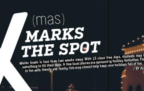 X(-mas) Marks the Spot