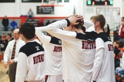 Boys' basketball season full of ups and downs