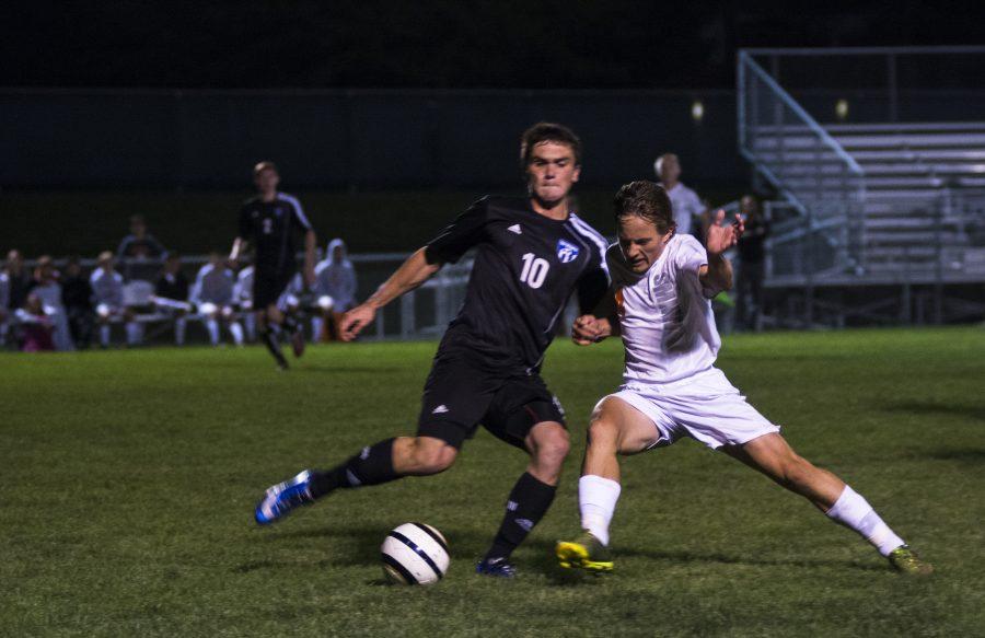 Boys' Varsity Soccer Loses Season Opener