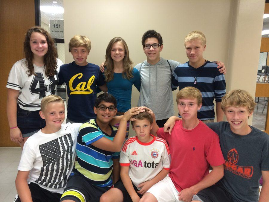 2014 Freshman Student Council