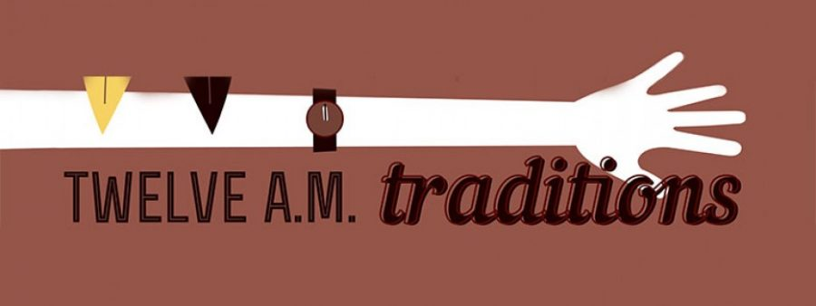 12+a.m.+Traditions