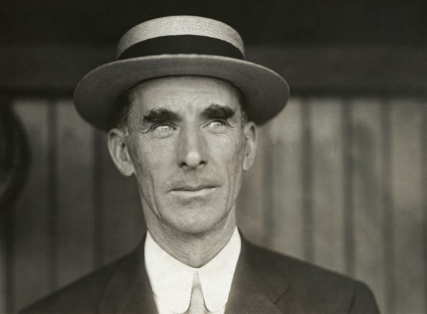 Manager Connie Mack has the most wins in MLB history with his 3,731 wins.