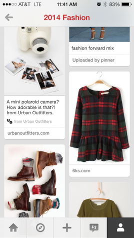 Pinterest: Fashion at a Glance