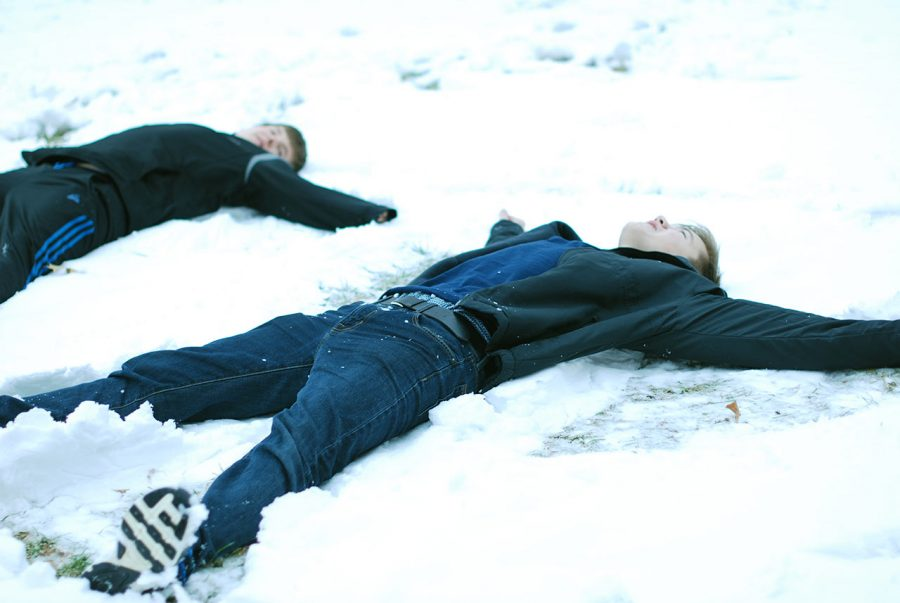 Snowed+In