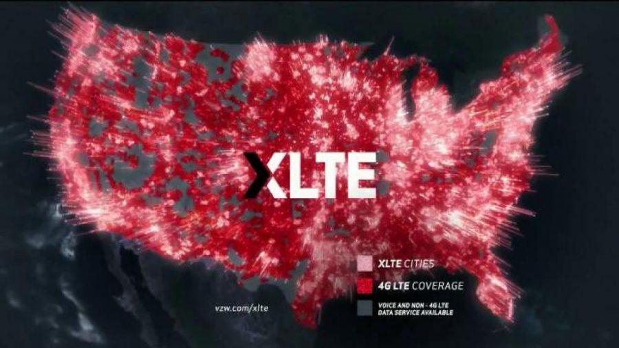 Verizon Wireless XLTE SMNW - Verizon coverage map nebraska