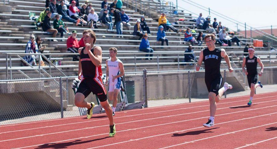 Track and Field Work their Way to State