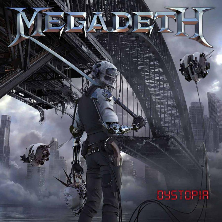 Dystopia Megadeth Review