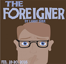 The Foreigner opens tonight