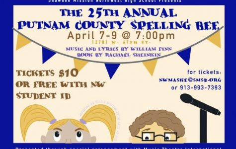Thespian Troupe #888's spring musical will be April 7-9