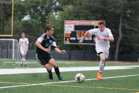 Boys' soccer eliminated in playoffs