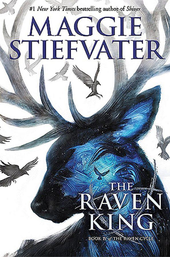 The Raven King (The Raven Cycle Book Four)
