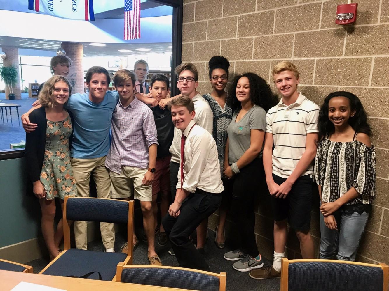 Freshmen Student Council