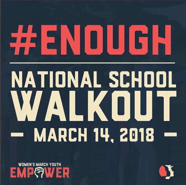 Students Join National School Walkout