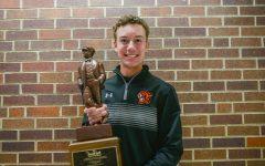 Joe Bultman wins the top award in golf