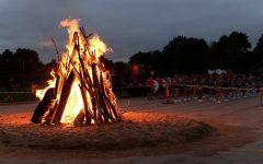 A Fiery Comeback: Bonfire tradition resurrected