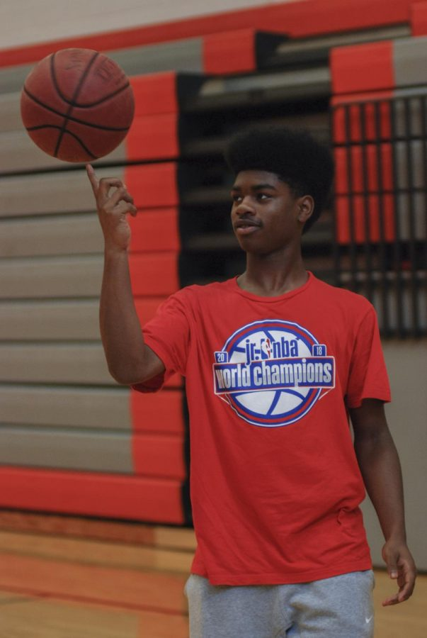 For The Passion: Freshman Damare Smith wins Junior NBA World Championship