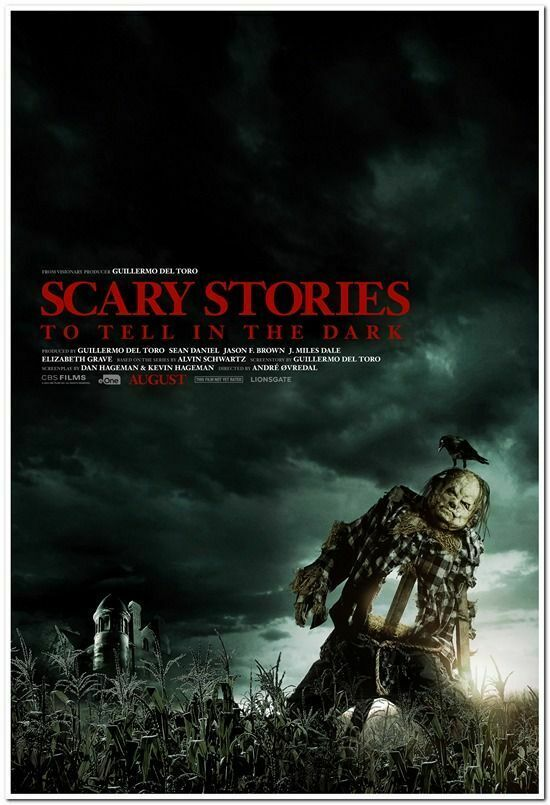 Scary+Stories+To+Tell+In+The+Dark+review