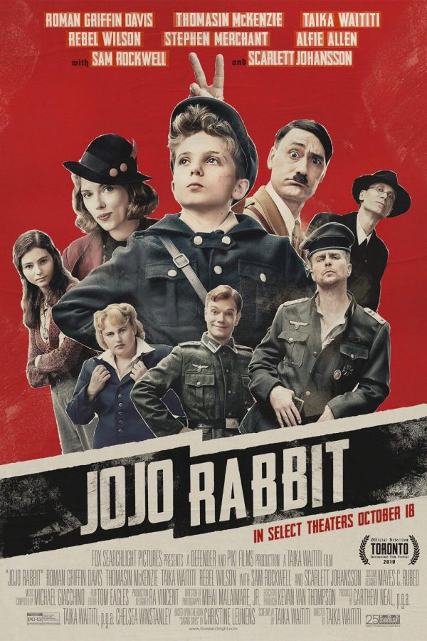 Jojo Rabbit Review