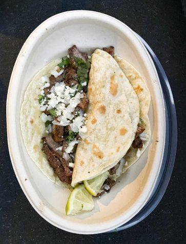 Steak Streetside Taco