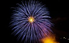 Get ready for the Star Spangled Spectacular fireworks show at Corporate Woods Founders' Park in Overland Park. Bring blankets, chairs and snacks. Located in Corporate Woods Founders' Park on July 4 at 9 p.m.